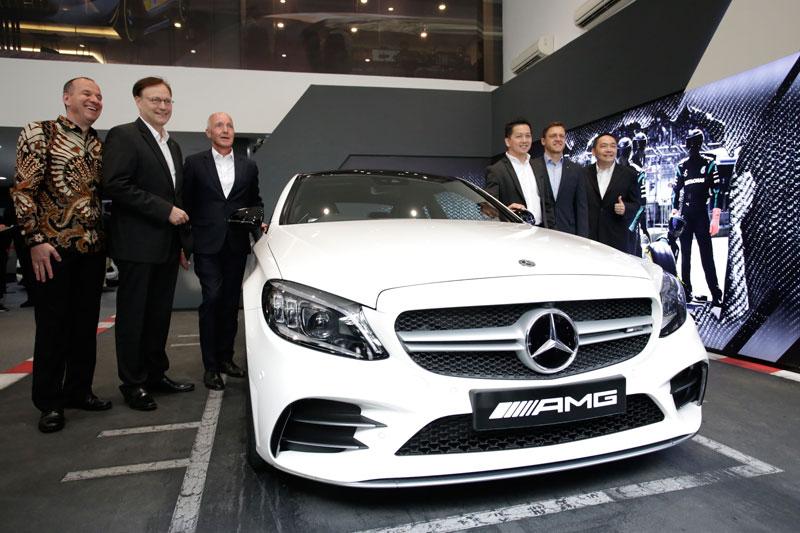 Indonesia Akhirnya Punya Mercedes AMG Performance Center