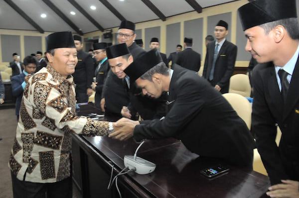 Wakil Ketua MPR: Rakyat Harus Meneladani Pendiri Bangsa