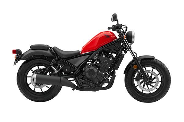 Honda CMX500 Rebel Terlihat Kontras dan Gagah, Harga Rp 156 Juta