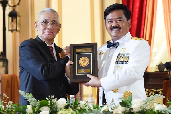 TNI Tetap Solid Sebagai Pemersatu Bangsa