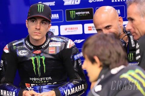 Vinales Start Paling Depan di MotoGP Qatar, Marquez Ketiga