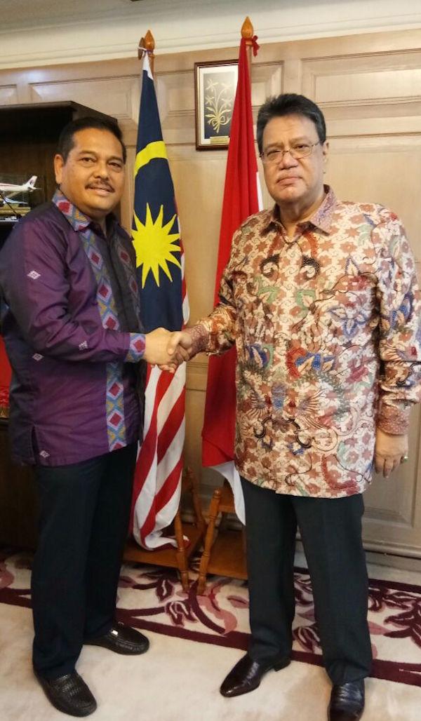 DPD: RI - Malaysia Terus Meningkatkan Kesejahteraan Nelayan