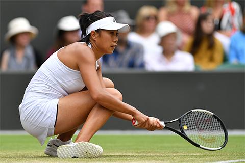 Petenis Seksi asal Rumania Simona Halep jadi Semifinalis Pertama Wimbledon 2019