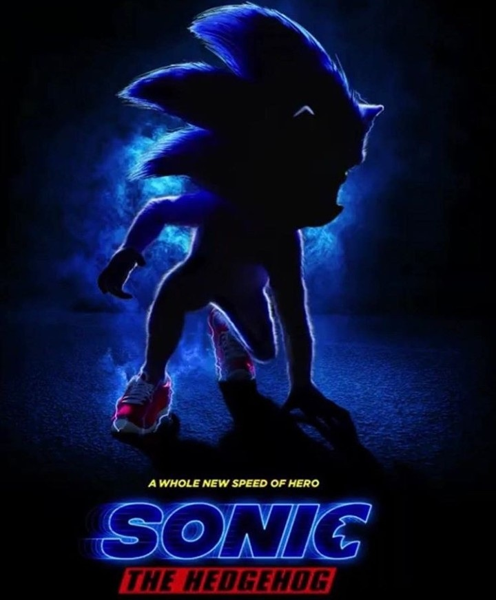 Penampakan Poster Pertama Film Sonic