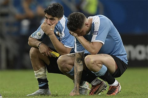 Uruguay vs Peru: Luis Suarez Satu-satunya Algojo yang Gagal dalam Drama Adu Penalti