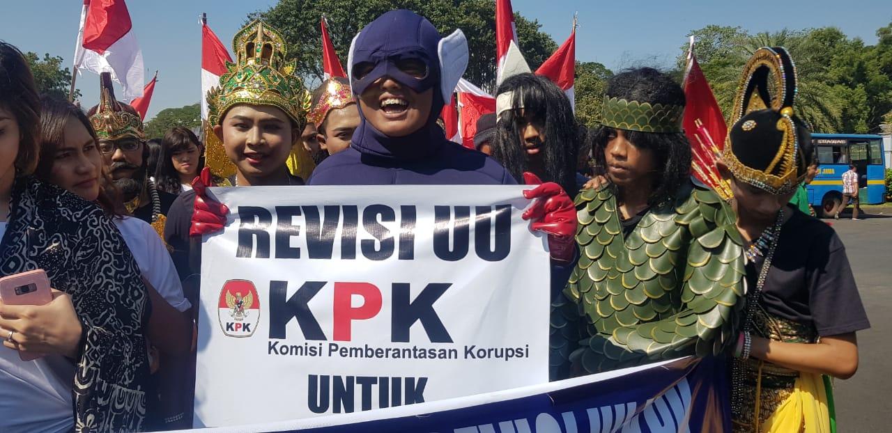 MDP Minta Jokowi Setujui Revisi UU KPK