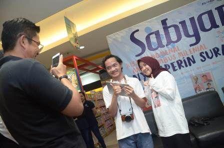 Kisah Bocah Nasrani Penggemar Fanatik Nissa Sabyan
