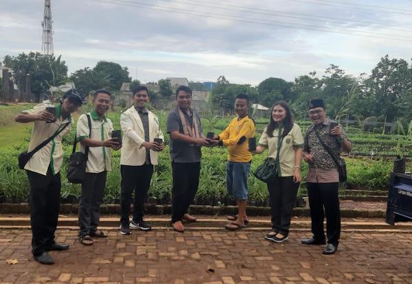 Pemuda Katolik Ikut Sukseskan Gerakan Peduli Lingkungan dan Tanam Sejuta Pohon