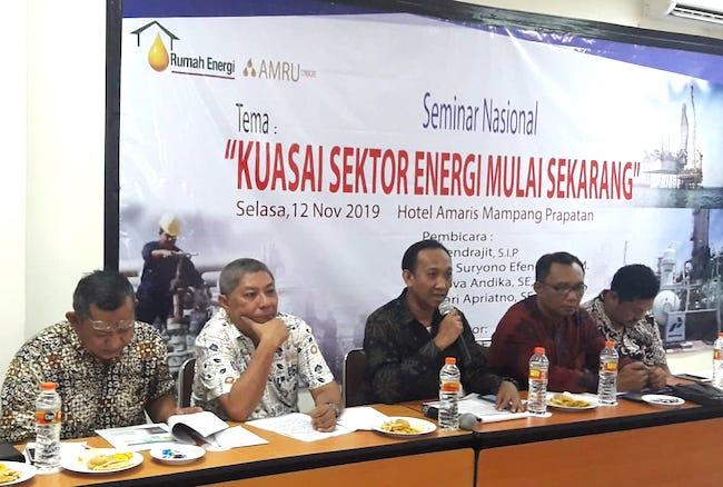 Dorong Pemerintah Susun Strategi Konkret demi Wujudkan Kedaulatan Energi