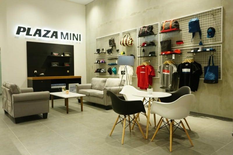 Plaza MINI Makin Dekat ke Pengunjung PIK Avenue