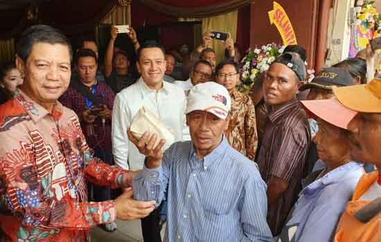 Diaz Hendropriyono Apresiasi Yayasan Cinta Kasih Susan Kumala