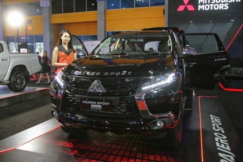 3 SUV Baru Mitsubishi Goda Pengunjung GIIAS Makassar 2019