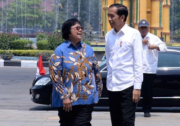 Presiden Serahkan SK TORA Perdana untuk Masyarakat di Pulau Kalimantan