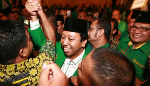 Arief Poyuono Sebut Tertangkapnya Romi Bukti Kegagalan Jokowi