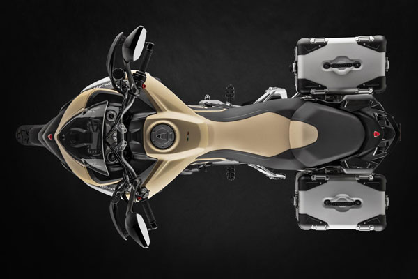 Ducati Multistrada 1260 Enduro Baru Dirancang Lebih Buas