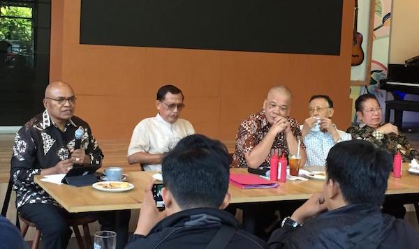 Keluarga Besar Purna Adhyaksa: Jaksa Agung Sebaiknya dari Internal Kejaksaan