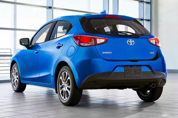 Toyota Yaris Terbaru Banyak Mengadopsi Kekuatan Mazda
