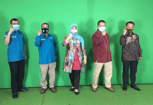 LDKS SMAN 8 Jakarta untuk Membentuk Kepribadian Peserta Didik
