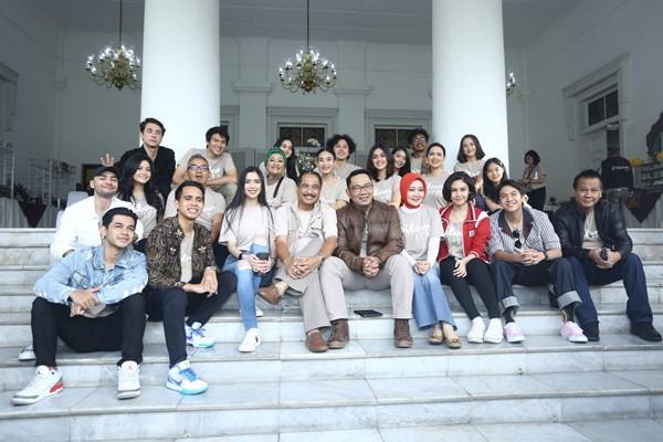 Merayakan Hari Dilan di Bandung, Heboh, Seru