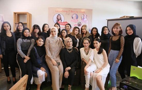 Z Beauty Tawarkan Makeup Artist Service Bagi Wanita Milenial