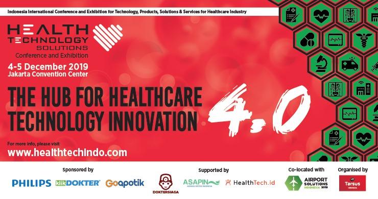 Pacu Teknologi Kesehatan, Tarsus Indonesia akan Gelar Health Tech Solutions 2019