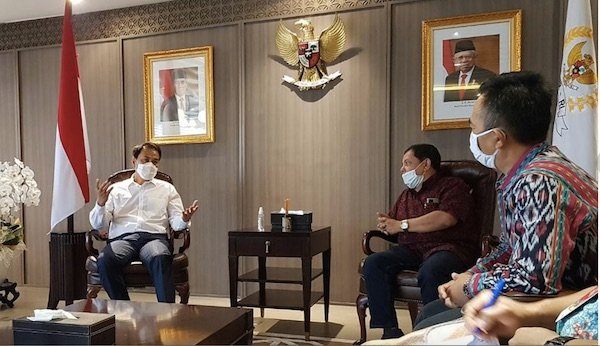 Azis Syamsuddin: Pensiunan ASN dan TNI-Polri Perlu Jeda 5 Tahun Terjun ke Politik