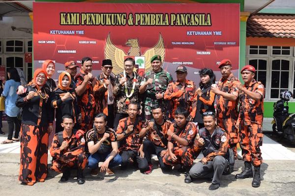 Bersama BPIP, TNI Ajak Generasi Milenial Membela Pancasila