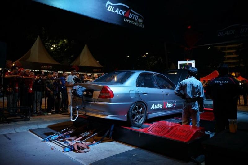 BlackAuto Battle 2019 Seri Jakarta Pecahkan Rekor Dyno Test