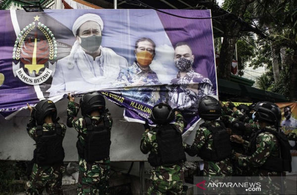 Politikus PPP Merespons Sikap Tegas Mayjen Dudung soal Baliho Habib Rizieq
