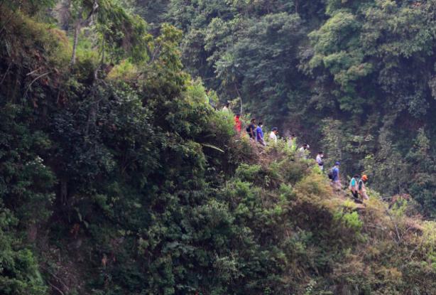 Ada Keindahan Tersembunyi Dusun Girpasang Klaten, Cocok untuk Pencinta Alam