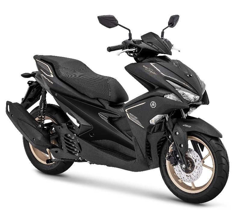 Intip Spesifikasi dan Harga Varian Baru Yamaha Xmax dan Aerox 155