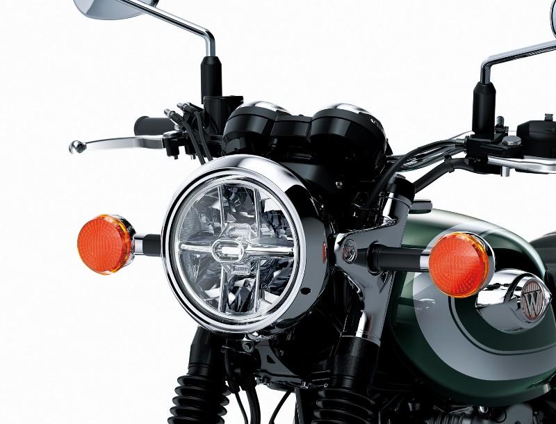 Kawasaki W800 Baru Resmi Mengaspal di Indonesia, Harga Rp 285 Juta