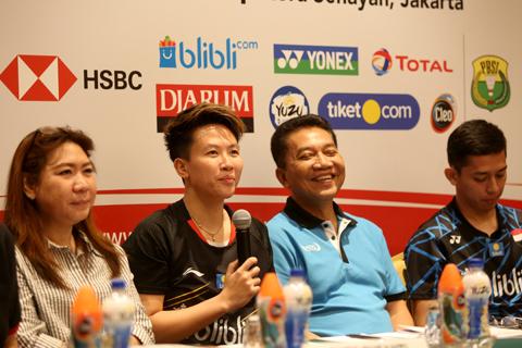PBSI Siapkan Pesta Perpisahan Buat Butet di Indonesia Masters 2019