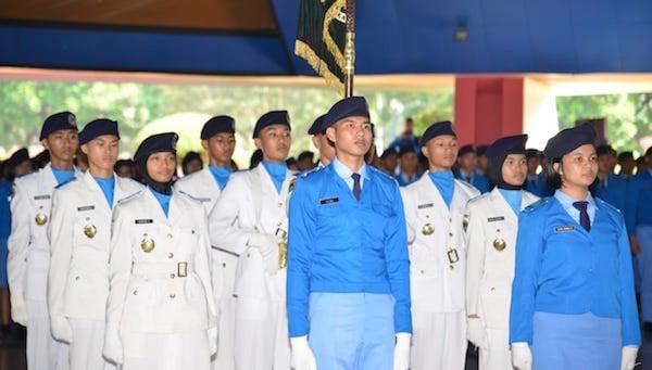 Menhan Sebut Alumni SMA TN Harus Melaksanakan Nilai-Nilai Pancasila