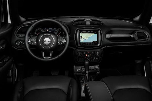 Jeep Renegade S Makin Gaul