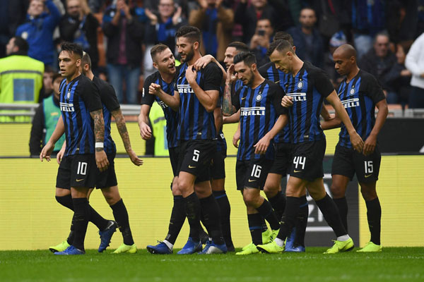 Penilaian Bek Inter Milan soal Mantan Bos Juventus