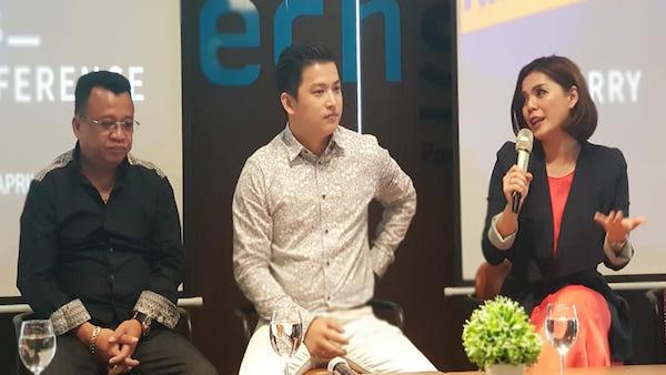 Merry Riana Jadi Brand Ambassador GIC, Dunia Investasi Makin Kompetitif