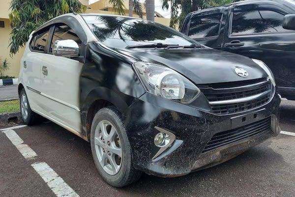 Kasus Perampokan Driver Taksi Online, Dua Orang Saksi Kunci Diamankan, Warna Mobil Jadi Begini