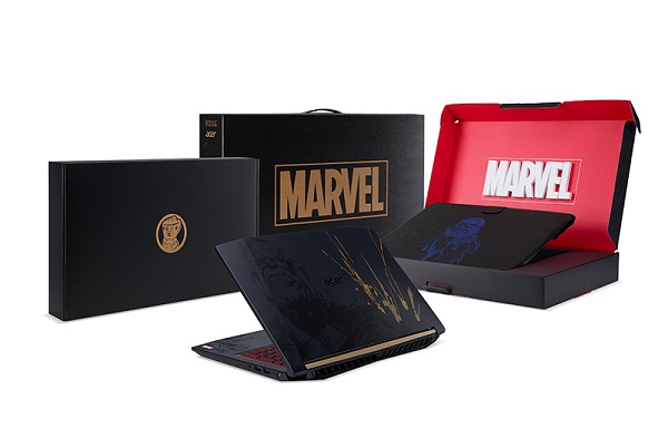 Keren! Laptop Acer Edisi Khusus Avenger Infinity War