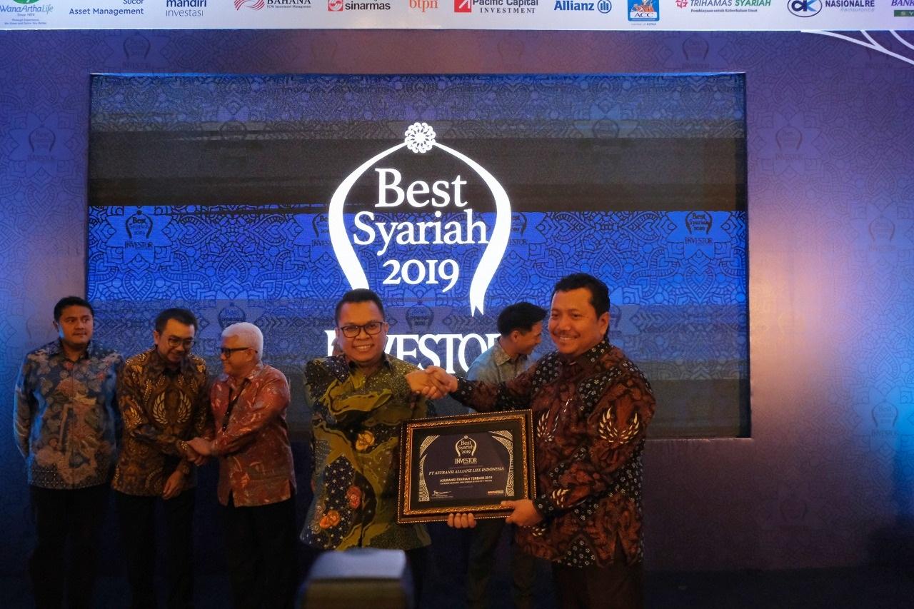 Kiat Allianz Indonesia Dukung Industri Keuangan Syariah