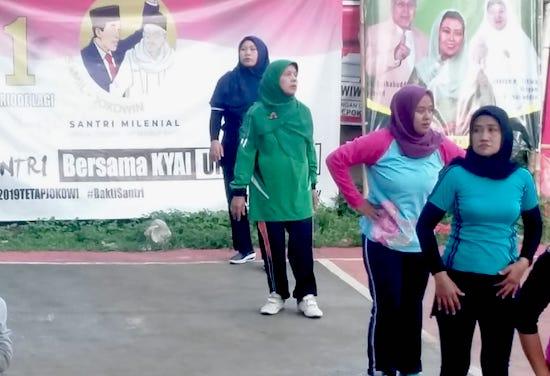 Ikhtiar Santri Milenial agar Jokowi - Ma'ruf Menang Tebal