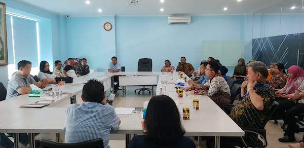 Salurkan Bantuan, Yayasan Dharma Wulan Ikut Partisipasi Mengatasi Covid-19