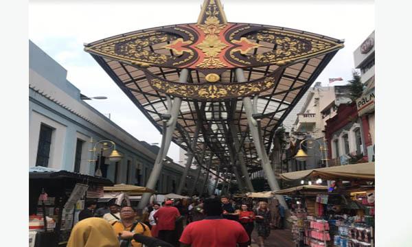 Central Market, Pusat Perbelanjaan Unik dan Legendaris di Malaysia