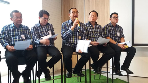 Harpelnas: Mandiri Tunas Finance Resmikan Customer Experience Lounge