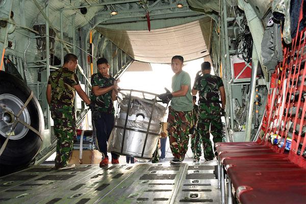Markas Besar TNI Kirim Bantuan untuk Suku Mausu Ane