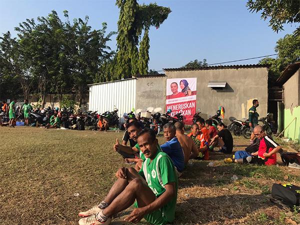 Mantan Pemain Persebaya Bikin Liga yang Digelar Relawan Eri Cahyadi jadi Spesial