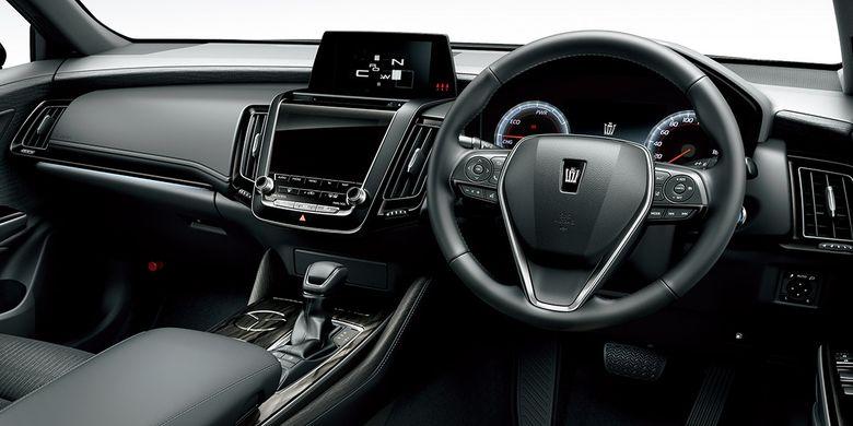 Intip Spesifikasi dan Harga Toyota Crown 2.5 HV G-E, Mobil Dinas Menteri Jokowi