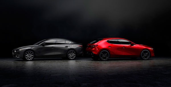 Mazda3 Terbaru Diklaim Memiliki Karakter Lebih Kuat