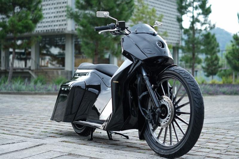 3 Konsep Modifikasi Honda PCX, Awas Pangling!