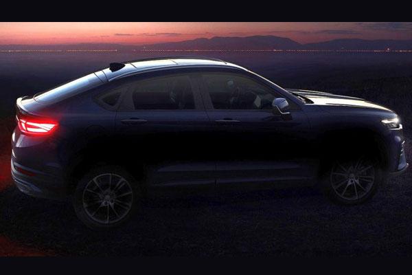 Calon SUV Pertama Geely Pakai Sasis CMA Volvo